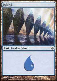 Island 4 - Rise of the Eldrazi