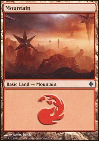 Mountain 2 - Rise of the Eldrazi