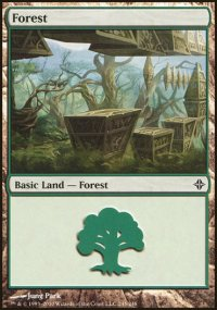 Forest 1 - Rise of the Eldrazi