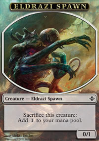 Eldrazi Spawn 1 - Rise of the Eldrazi
