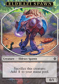 Eldrazi Spawn 2 - Rise of the Eldrazi