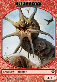 Hellion - Rise of the Eldrazi