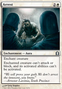 Arrest - Return to Ravnica