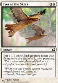 Eyes in the Skies - Return to Ravnica
