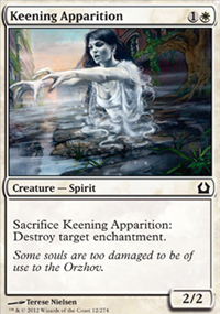 Keening Apparition - Return to Ravnica