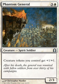 Phantom General - Return to Ravnica