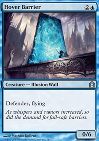 Hover Barrier - Return to Ravnica