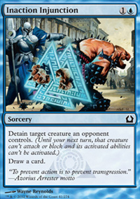 Inaction Injunction - Return to Ravnica
