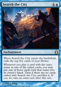 Search the City - Return to Ravnica