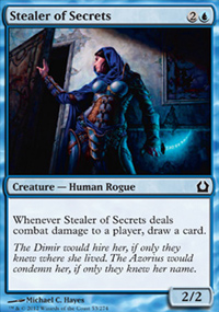 Stealer of Secrets - Return to Ravnica