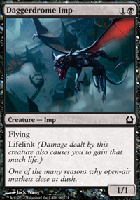 Daggerdrome Imp - Return to Ravnica