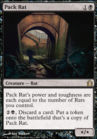 Pack Rat - Return to Ravnica