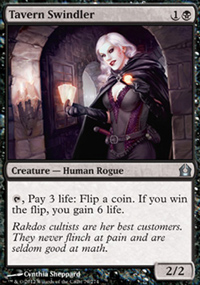 Tavern Swindler - Return to Ravnica