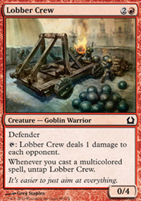 Lobber Crew - Return to Ravnica