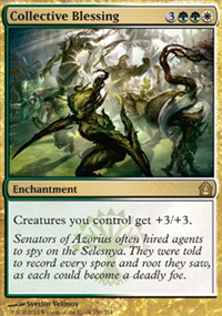 Collective Blessing - Return to Ravnica