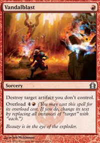 Vandalblast - Return to Ravnica