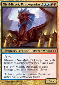 Niv-Mizzet, Dracogenius - Return to Ravnica