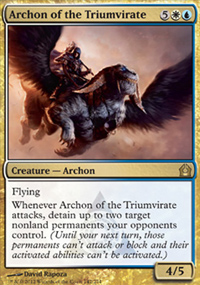 Archon of the Triumvirate - Return to Ravnica