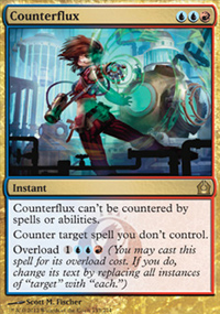 Counterflux - Return to Ravnica