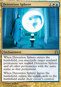 Detention Sphere - Return to Ravnica