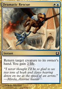 Dramatic Rescue - Return to Ravnica