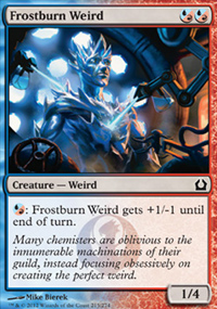 Frostburn Weird - Return to Ravnica