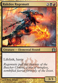 Rakdos Ragemutt - Return to Ravnica