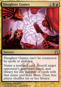 Slaughter Games - Return to Ravnica