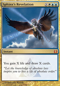 Sphinx's Revelation - Return to Ravnica