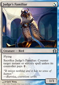Judge's Familiar - Return to Ravnica