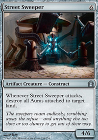 Street Sweeper - Return to Ravnica