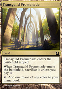 Transguild Promenade - Return to Ravnica
