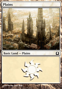 Plains 2 - Return to Ravnica
