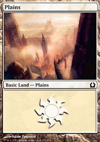 Plains 3 - Return to Ravnica