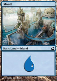 Island 2 - Return to Ravnica