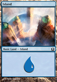 Island 3 - Return to Ravnica