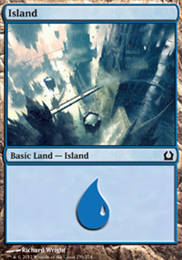 Island 5 - Return to Ravnica
