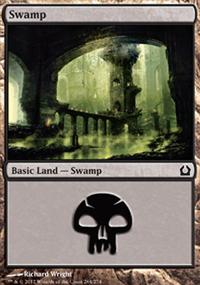 Swamp 5 - Return to Ravnica