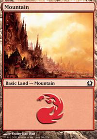 Mountain 2 - Return to Ravnica