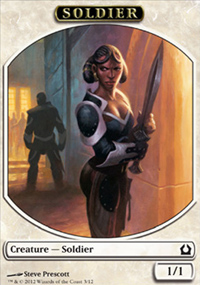 Soldier - Return to Ravnica