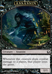 Assassin - Return to Ravnica