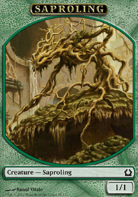 Saproling - Return to Ravnica