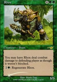 Rhox - Starter 2000