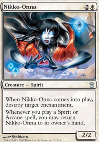 Nikko-Onna - Saviors of Kamigawa