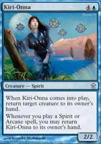 Kiri-Onna - Saviors of Kamigawa