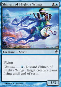 Shinen of Flight's Wings - Saviors of Kamigawa
