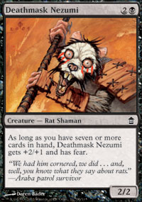 Deathmask Nezumi - Saviors of Kamigawa