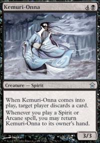 Kemuri-Onna - Saviors of Kamigawa