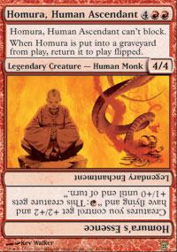 Homura, Human Ascendant - Saviors of Kamigawa