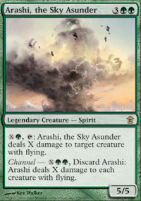 Arashi, the Sky Asunder - Saviors of Kamigawa